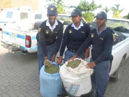 Drug Traffickers arrested in Mdantsane