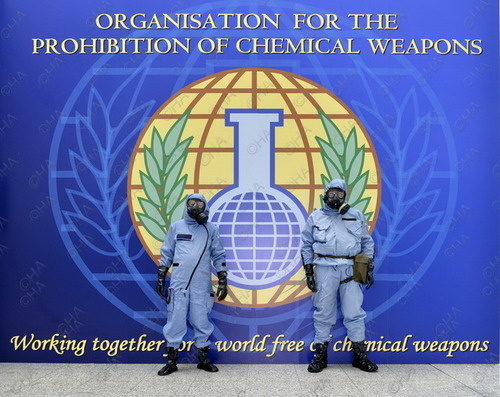 Update from recent seminar of Organisation for the Prohibition of Chemical Weapons (OPCW)