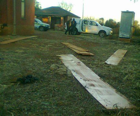 Six suspects arrested and copper estimated to R1.4 million recovered in Hurcules, Pretoria