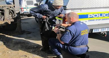 Much success with Multi-force anti-crime operation in Port Shepstone