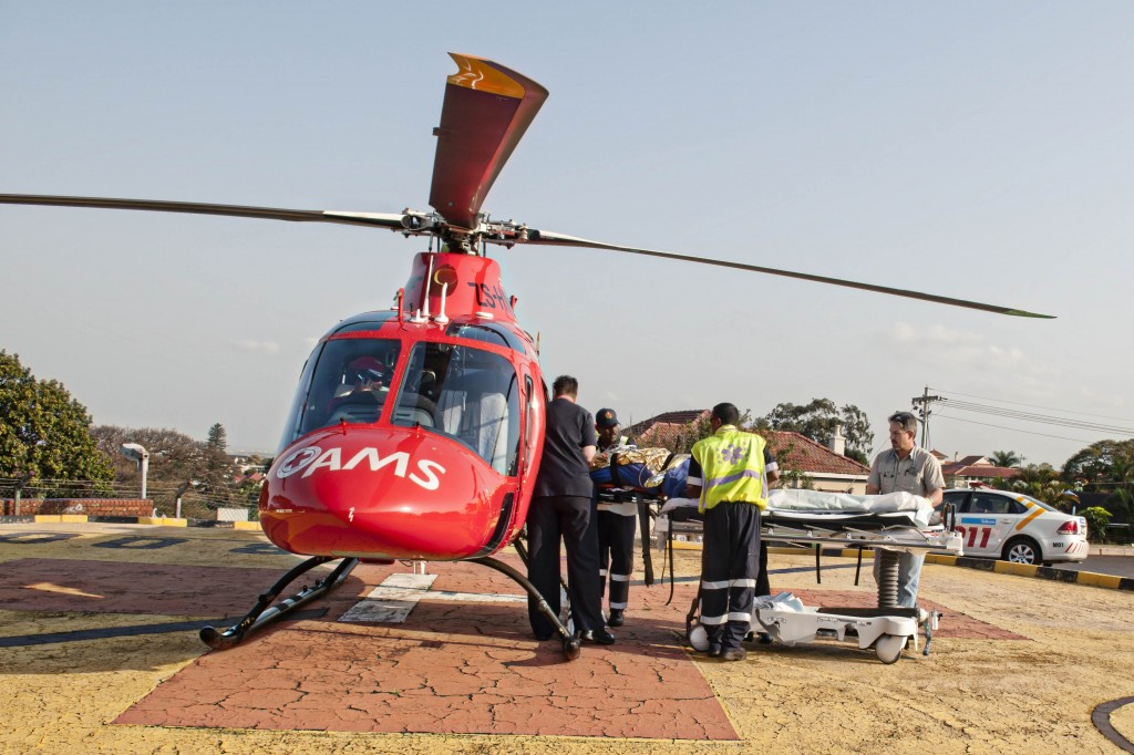 Mandeni shooting at a service station leaves man critically wounded