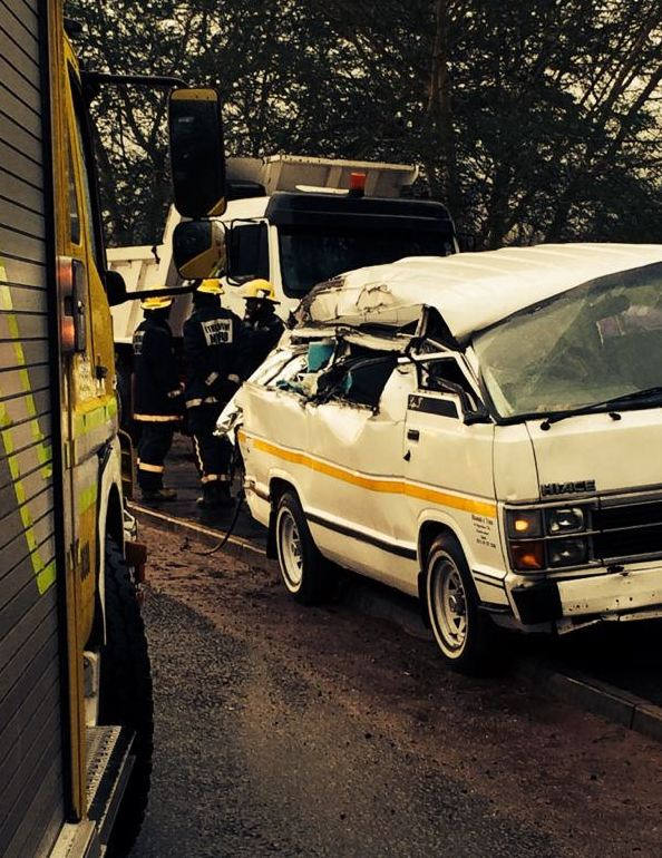 One killed, eight injured in KZN morning commute