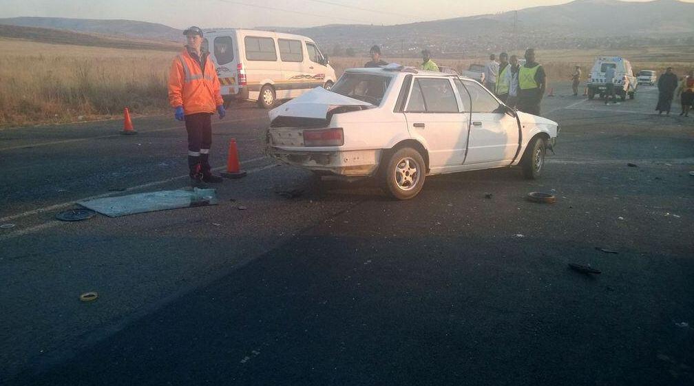 KZN Mphophomeni road crash leaves one dead and two injured