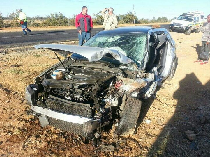 N4 Rustenburg road crash leaves one dead and three injured