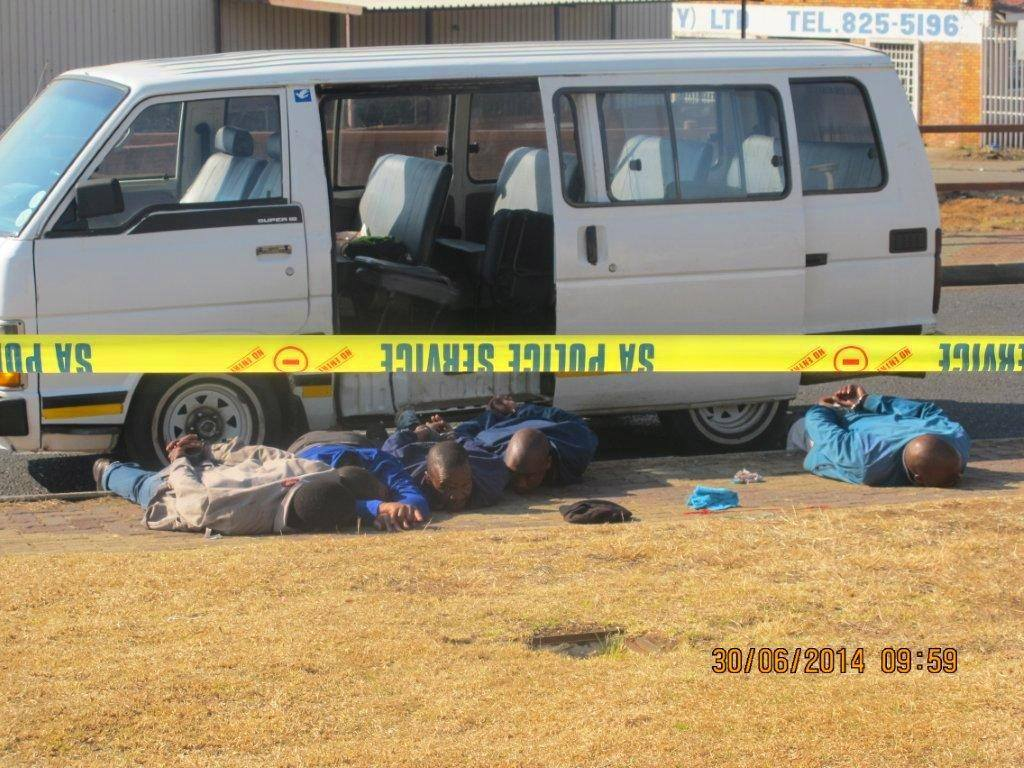 Swift action by Germiston Detectives after tip-off foils planned robbery