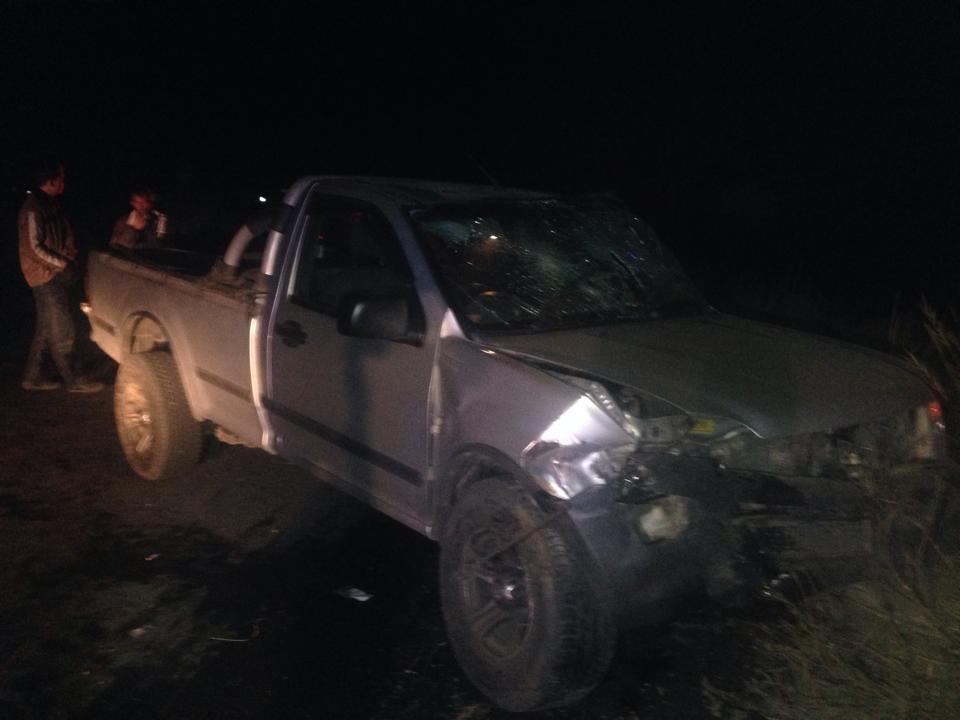 Eight injured on head-on collision on the old Brandfort Road outside Bloemfontein