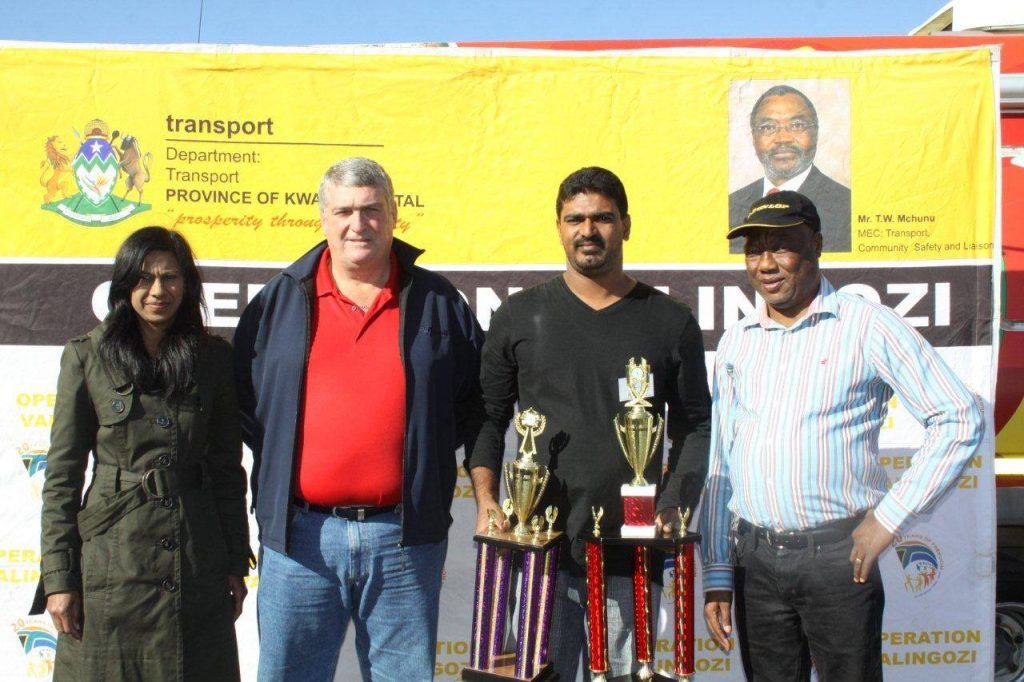 Driver of the Year competition kicks off in Pietermaritzburg
