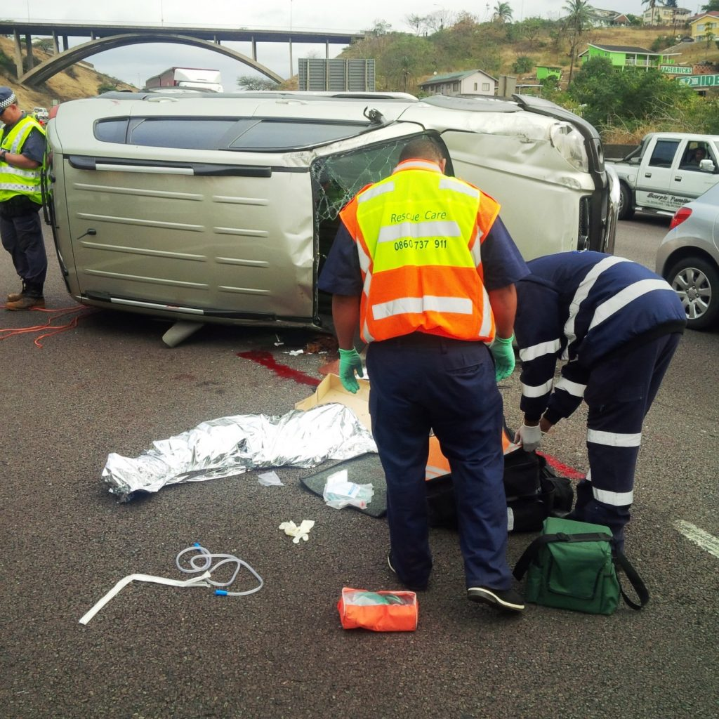 9 year old killed in Durban rollover crash
