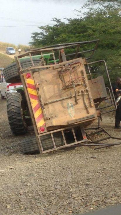 M7 Pinetown crash leaves two injured