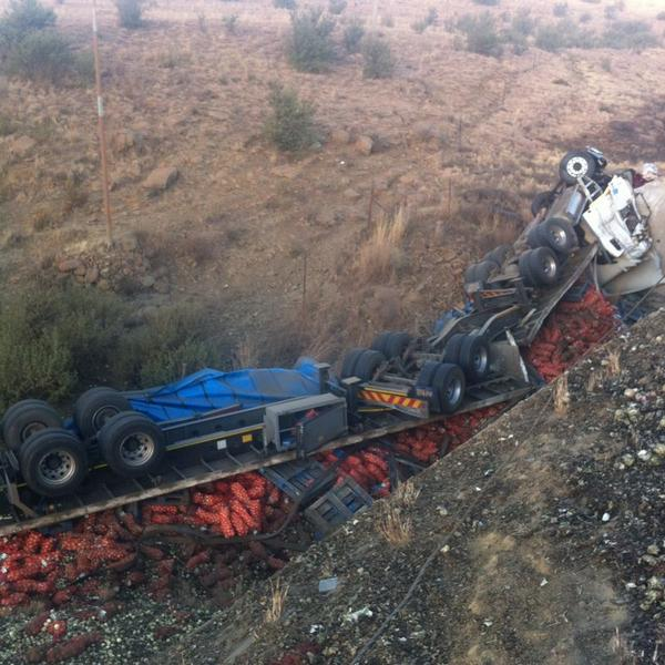 N2 Murchison collision leaves five injured