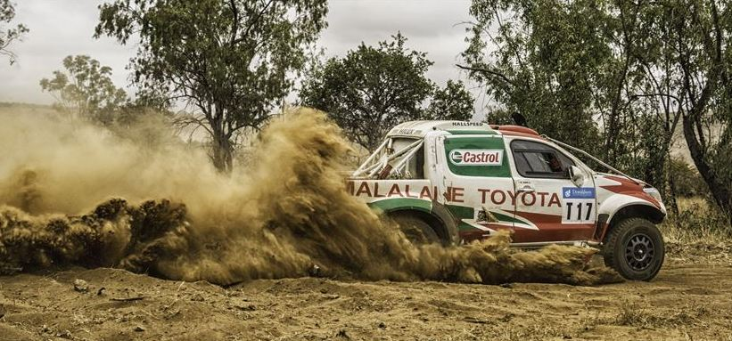 Toyota dominates on the Force Fuel 450 at Sun City