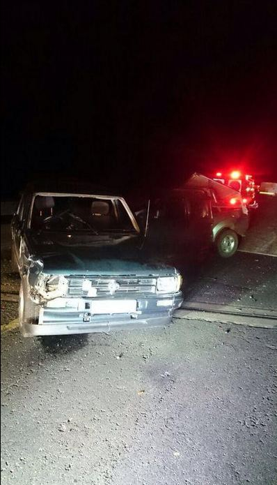 KZN N2 rear-end collision leaves two injured