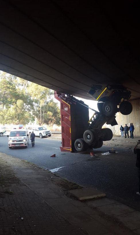 Randfontein pedestrian collision leaves boy critical