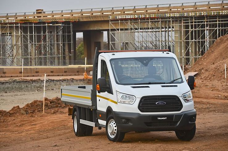 Ford Expands Commercial Vehicle Range in South Africa and Sub-Sahara Africa