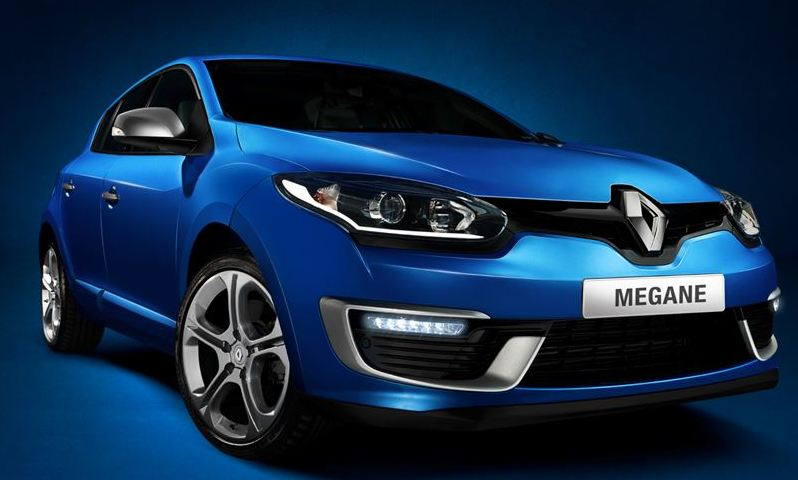 Intelligent technological advancements coupled with Renault's distinctive new design in New Renault Mégane