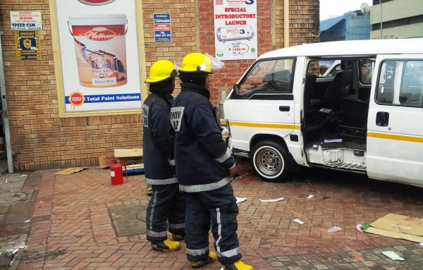 Pedestrian left critical after two vehicles collide into him Durban