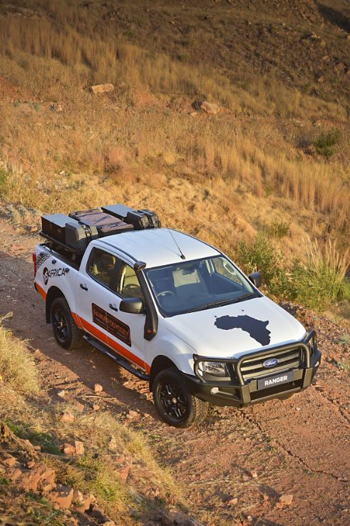 Tougher Ranger Unveiled for Second Odyssey Challenge