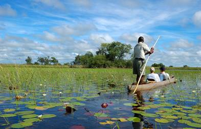 Self-drive 4x4 adventure to the Okavango Delta in Botswana and Caprivi Strip in Namibia
