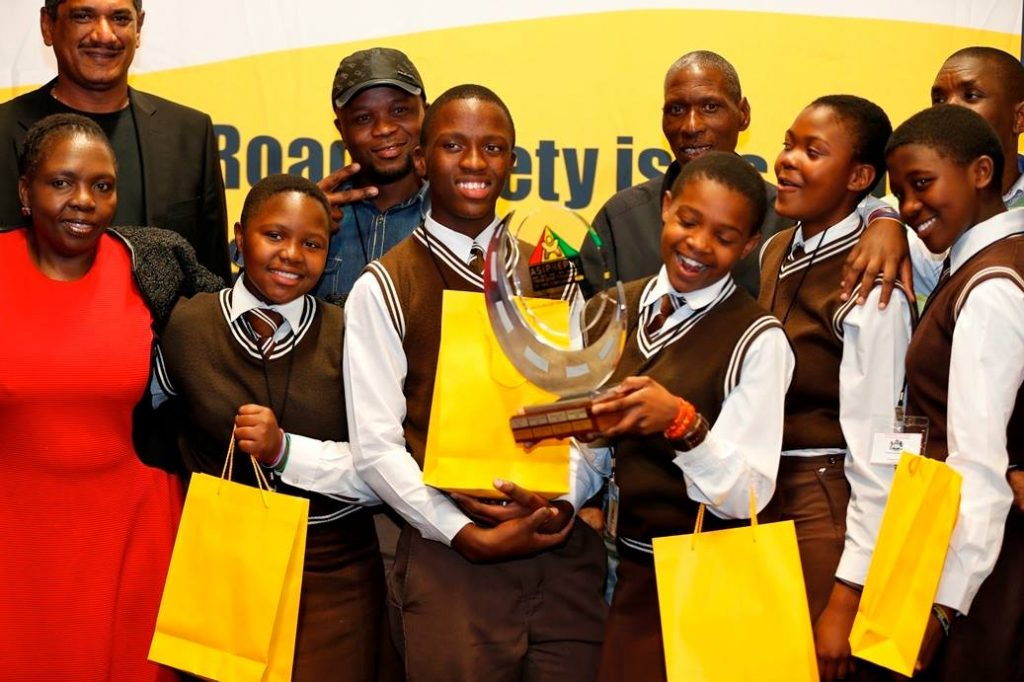 Thathunyawo High School winner in KZN road safety debates competition