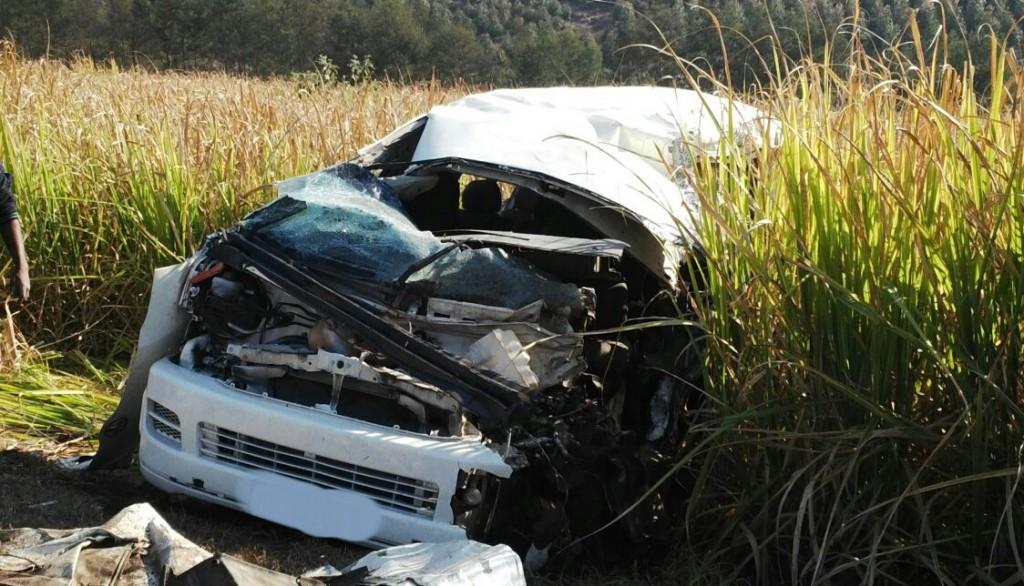 Scholars injured when minibuses collide in Wartburg