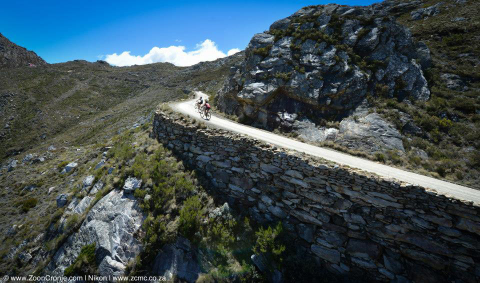Record international field for Bridge Cape Pioneer Trek mountain bike race