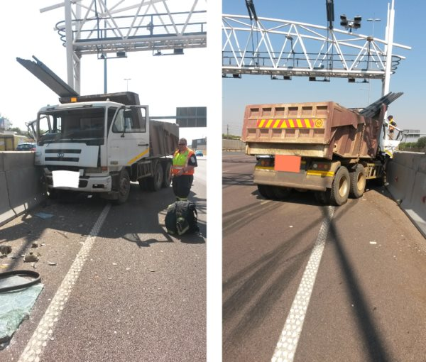 Centurion accident leaves one injured