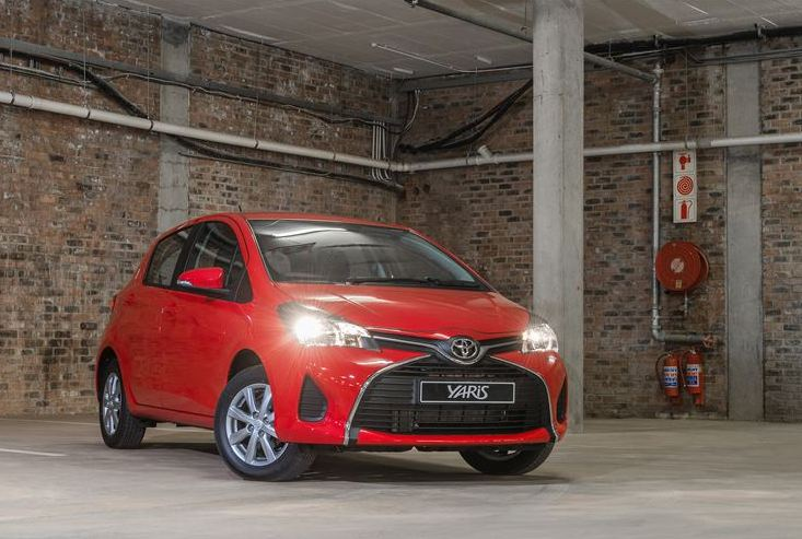 The New Toyota Yaris - You will want to own it!