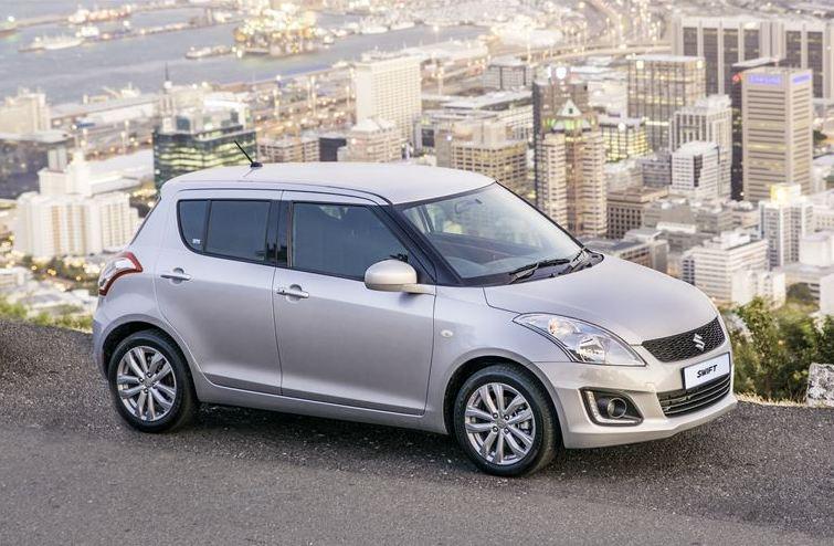 Suzuki's popular Swift hatchback ups the pace