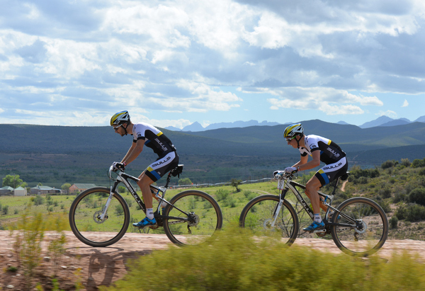 Team Bulls charge to Bridge Cape Pioneer Trek prologue win