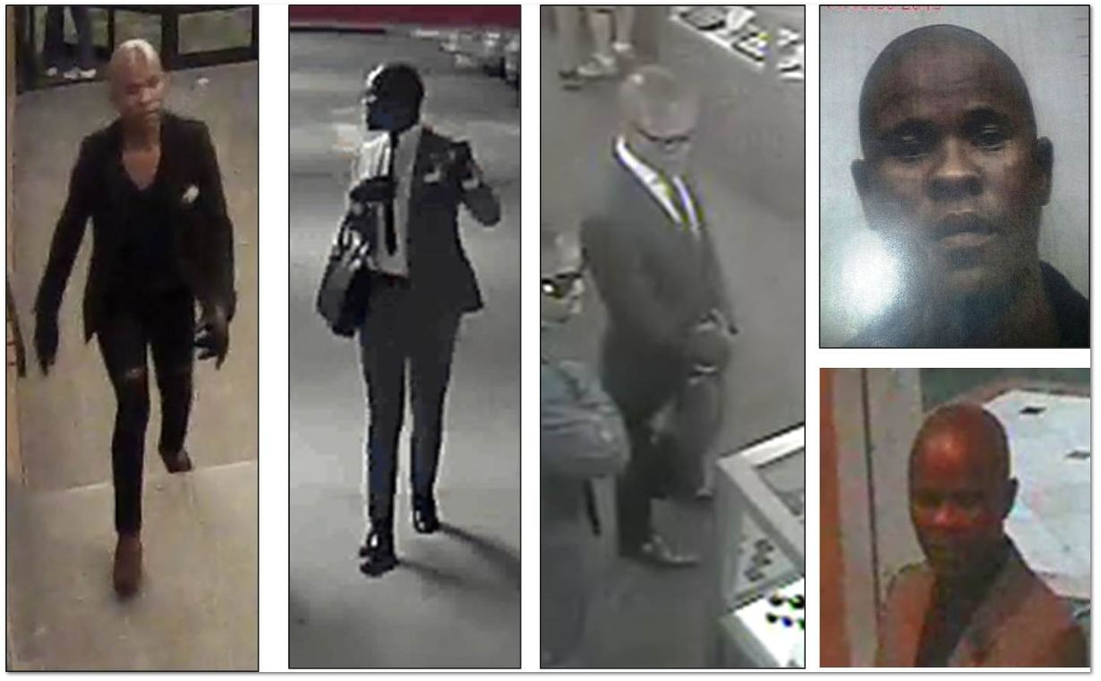 Western Cape police zooming in on perpetrators of mall robberies