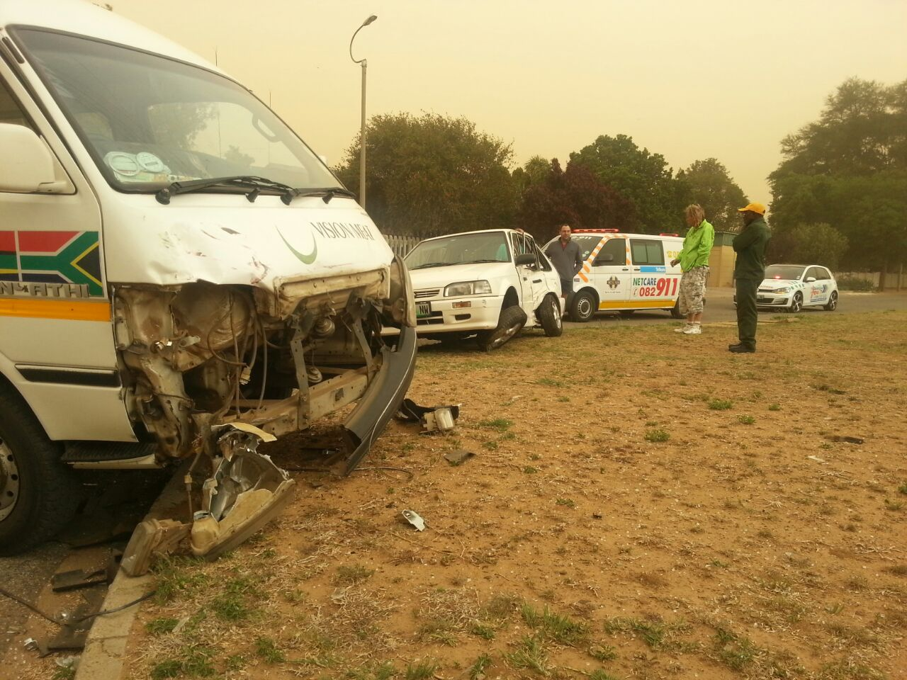 KZN N2 accident leaves four injured