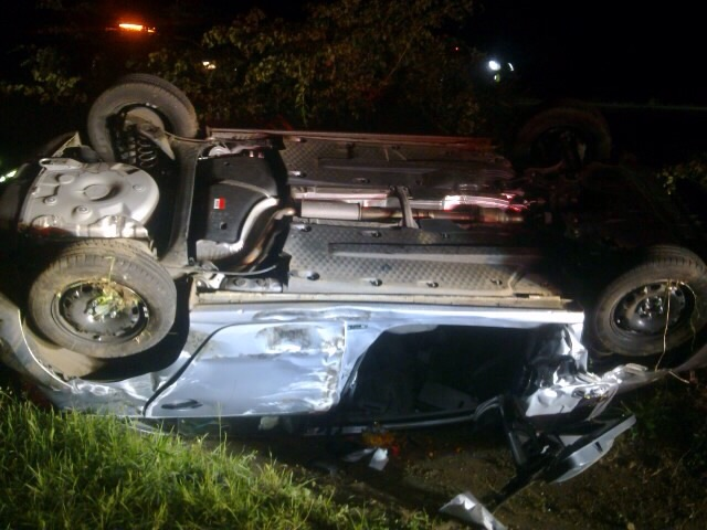 KZN N2 Tinely Manor road crash leaves three injured