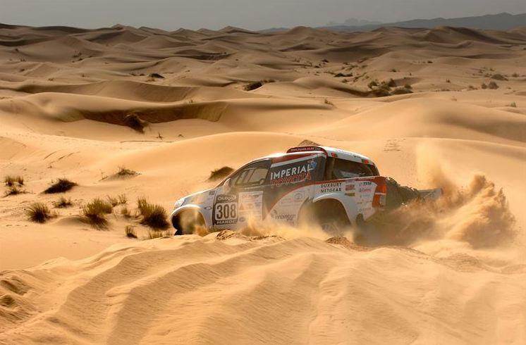Morocco rally 1
