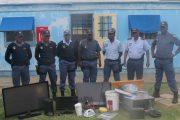 Several successes in festive season crime prevention operations in KZN