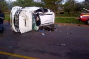 Collision on the N12 30 kilometres outside of Potchefstroom leaves one dead and two injured