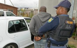 Cape Town K9 Unit arrest man transporting abalone to Cape Town