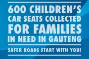 Hundreds of car seats given to families in need by IMPERIAL Road Safety and 947 Breakfast Xpress