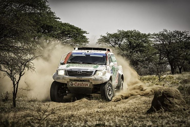 Toyota triumvirate to battle it out at final round of 2014 Donaldson Cross Country Championship