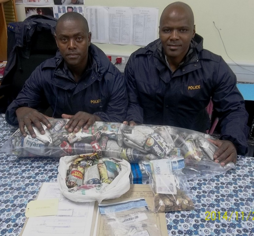 Festive Season High Density Crime Operation in Pietermaritzburg yields success