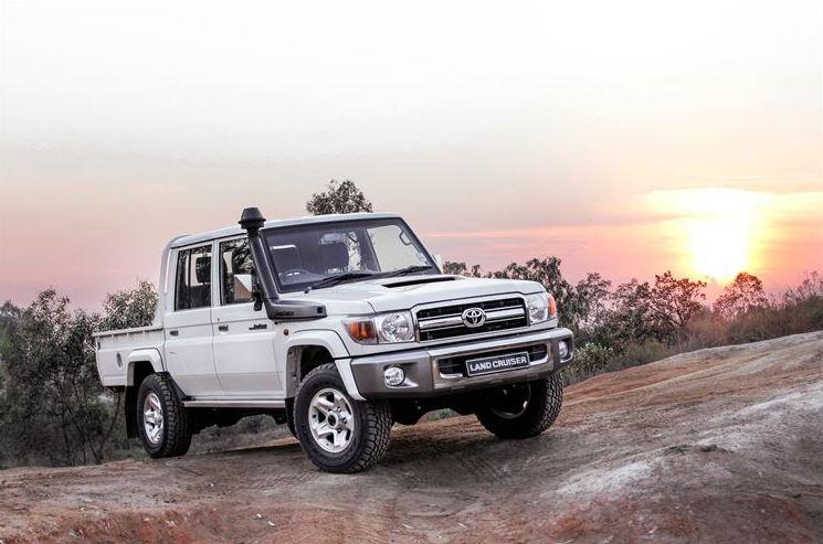 Land Cruiser 70 Series range receives a spec upgrade for 2015