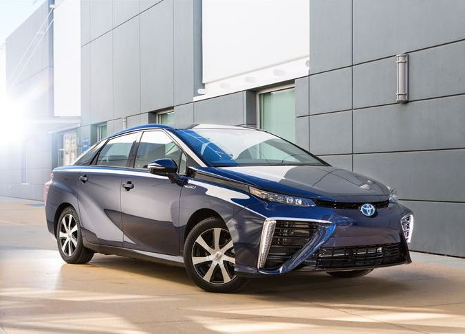 Toyota ushers in the new Mirai Fuel Cell Car