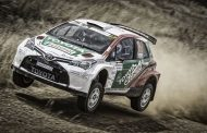 Castrol Team Toyota aiming to add second overall to 2014 South African National Rally Championship