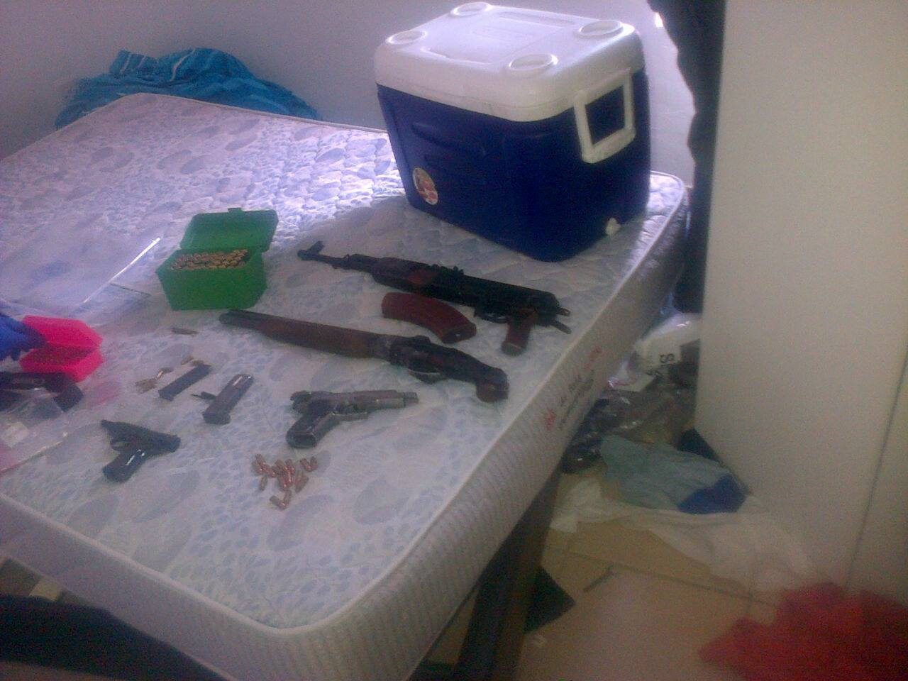 Robbery and Hijacking Suspects arrested in Honeydew