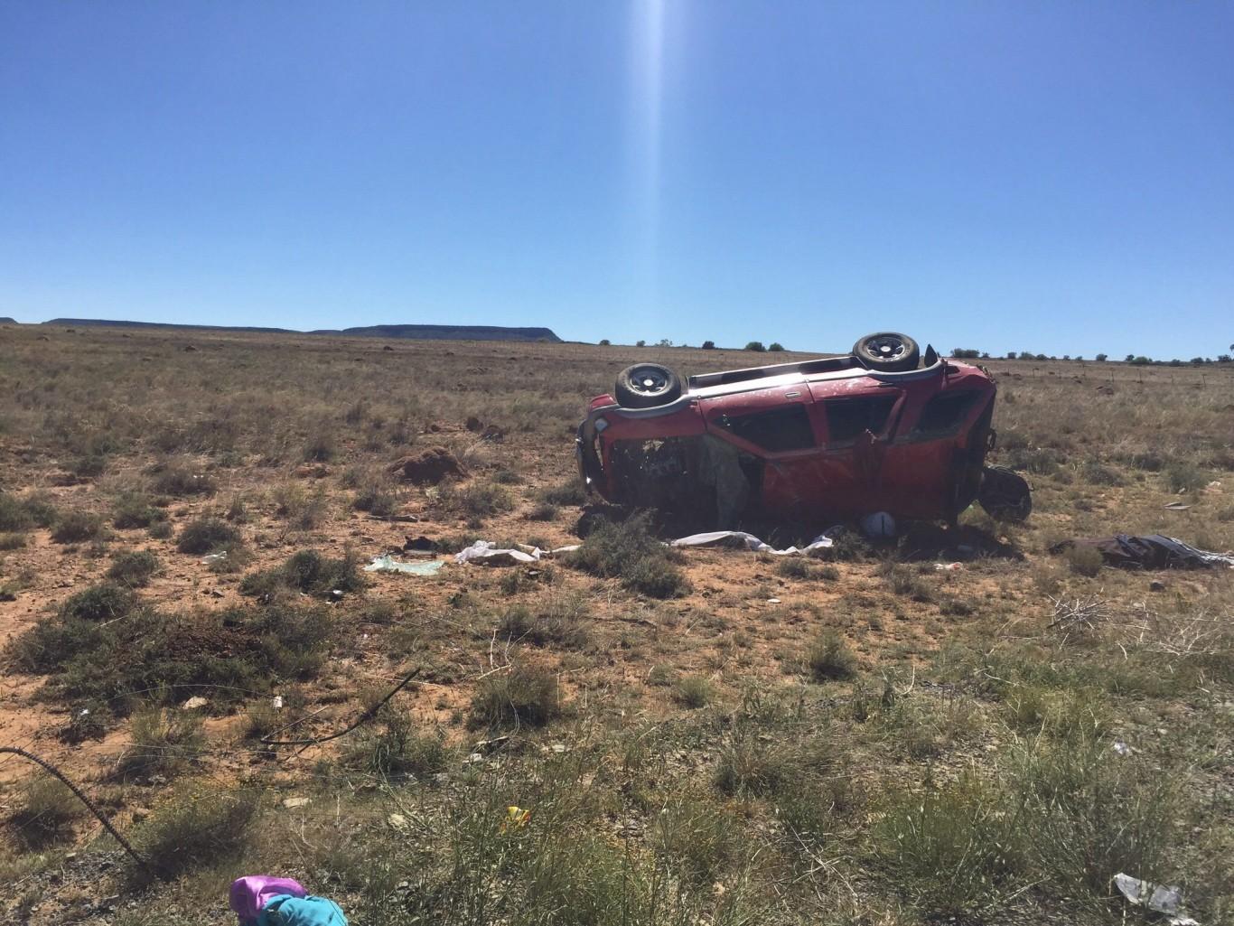 Man critical in Putfontein collision