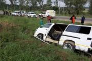 Minibus crash at Glen Austin in Midrand leaves various injured