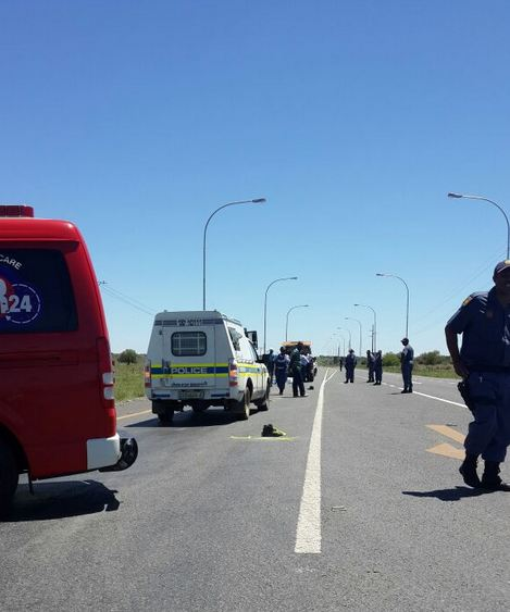 Man hit and killed by vehicle about 30 kilometres from Kimberley