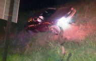 Hydraulic tools used to free trapped man after collision in Durban