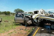 Two adults, baby killed in crash 50 km from Polokwane