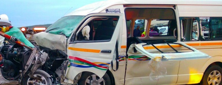 KZN N3 road crash leaves two dead and seventeen injured