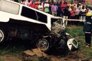 KZN Tongaat Gwalas Farm road crash leaves one dead and seven injured